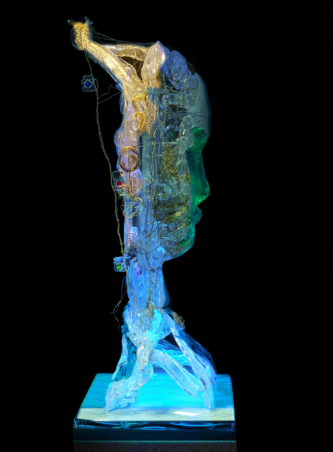 gerd sonntag, artist, künstler, skulptur, glas, sculpture, glass, art, kunst, museum, collection, sammlung, auction, auktion, bilder, paintings, art, germany,